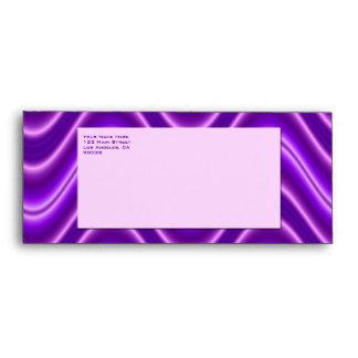 onda rosada púrpura