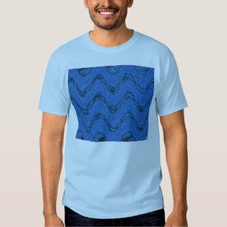 ondas azules camisas