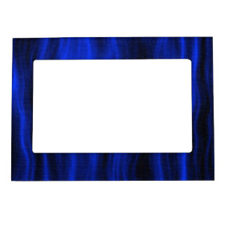 Ondas azules marcos magnéticos