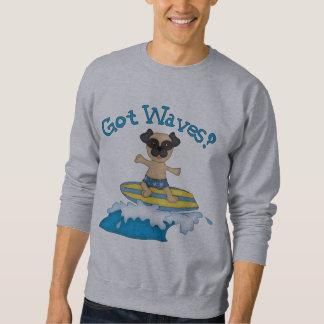 ¿Ondas conseguidas? Regalos y camisetas que Suéter