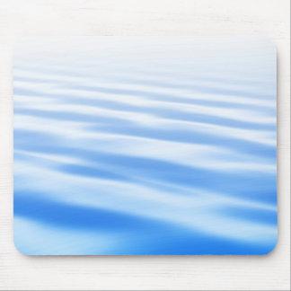 Ondas de agua Mousepad