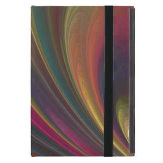 Ondas de arena suaves coloridas iPad mini coberturas