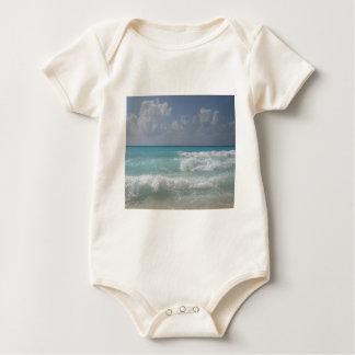 Ondas de Cancun Body Para Bebé