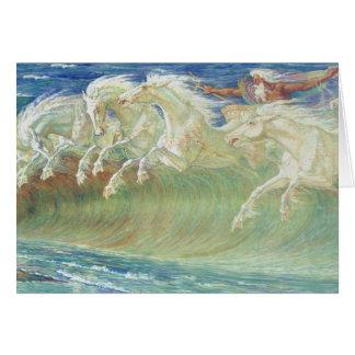 ONDAS DE HORSES RIDE THE DE REY NEPTUNO FELICITACIONES