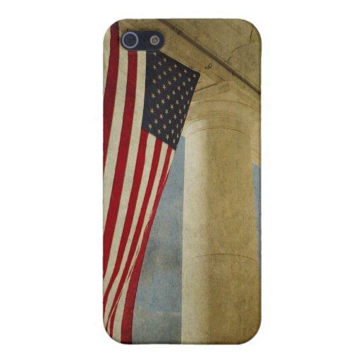 Ondas de la libertad iPhone 5 fundas