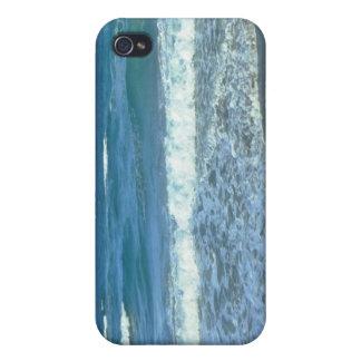 Ondas de la playa iPhone 4/4S carcasa
