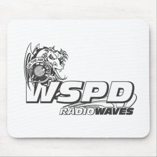 ONDAS DE RADIO DE WSPD ALFOMBRILLAS DE RATÓN