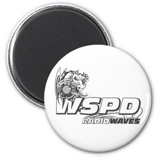 ONDAS DE RADIO DE WSPD IMÁN