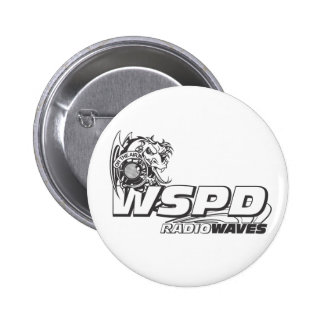 ONDAS DE RADIO DE WSPD PIN REDONDO 5 CM