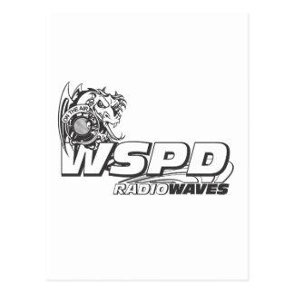 ONDAS DE RADIO DE WSPD POSTAL