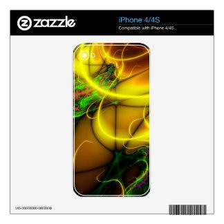 Ondas del fractal: skins para eliPhone 4