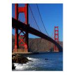 Ondas del Golden Gate Postal