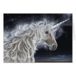 ondas del unicornio tarjetas