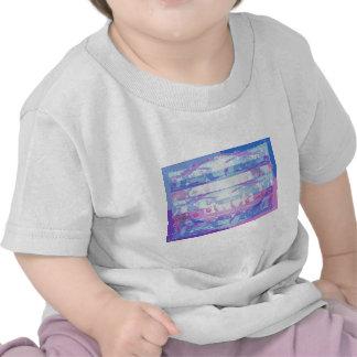 Ondas del vitral: Estilo de la firma de Navins Camisetas