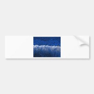 Ondas Geladas Bumper Sticker