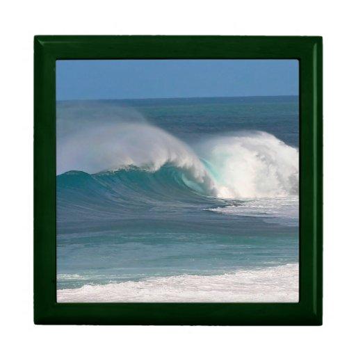 Ondas Hawai'i Caja De Recuerdo