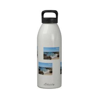 Ondas lentas del Pacífico Botella De Agua
