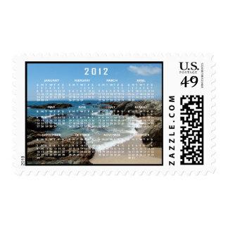 Ondas lentas del Pacífico; Calendario 2012 Envio