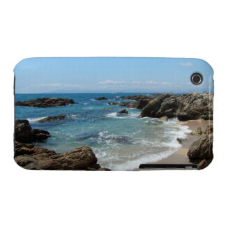 Ondas lentas del Pacífico Case-Mate iPhone 3 Protectores
