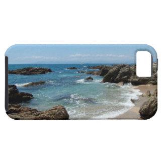 Ondas lentas del Pacífico iPhone 5 Carcasas