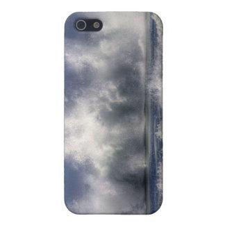 Ondas que se estrellan iPhone 5 carcasa