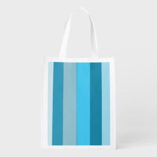 Ondas rectas bolsas para la compra