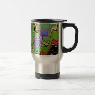 ondula la frecuencia intermedia taza de café