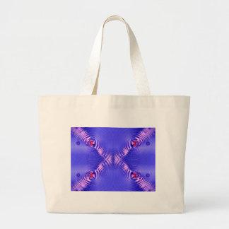 ondulación azul bolsas