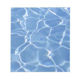 Ondulación del agua blocs
