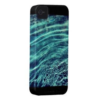 ondulación del agua Case-Mate iPhone 4 cobertura