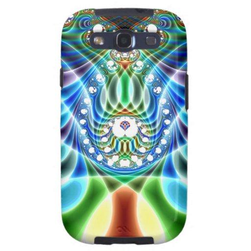 ondulaciones Adicional-dimensionales V 3 caja de Funda Para Samsung Galaxy SIII
