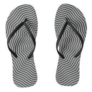 Ondulaciones de la estrella de los flips-flopes en