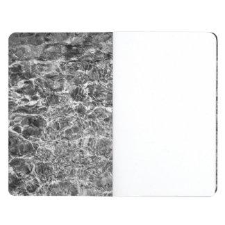 Ondulaciones del agua de río cuadernos