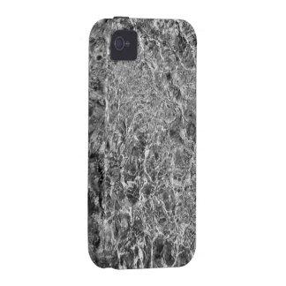 Ondulaciones del agua de río Case-Mate iPhone 4 carcasa
