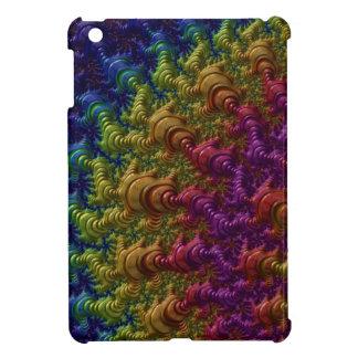Ondulaciones del fractal del arco iris