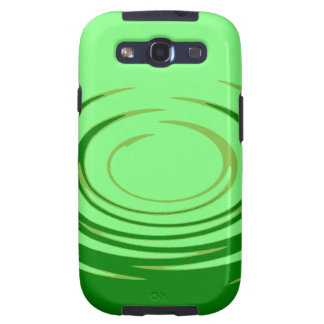 Ondulaciones del jade de G Galaxy S3 Cobertura