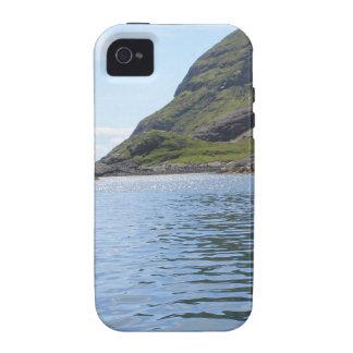 Ondulaciones en el agua vibe iPhone 4 fundas