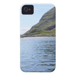 Ondulaciones en el agua iPhone 4 Case-Mate cárcasa