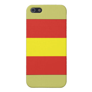 One (1) Signal Flag iPhone SE/5/5s Case