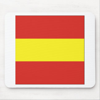 One (1) Signal Flag Mouse Pad