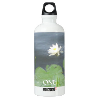 'ONE' ALUMINUM WATER BOTTLE