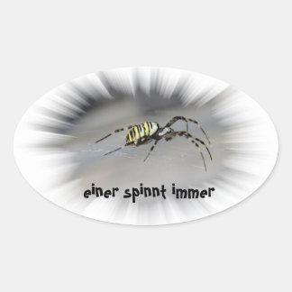 one always spinnt stickers