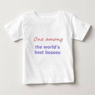 One among best bosses shirt
