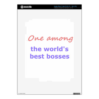 One among best bosses skins for iPad 3