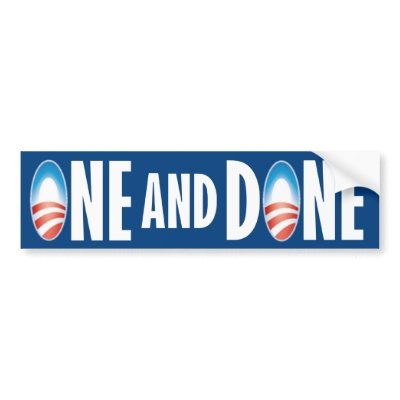 one and done obama