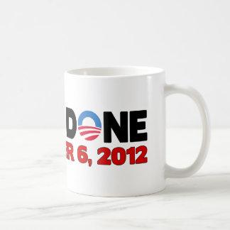 One And Done Coffee Mug