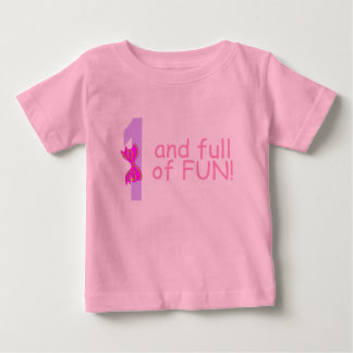 One And full Of Fun (Bow) Tee Shirts