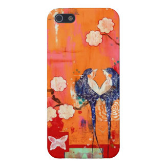 """One And Only"" original Kathe Fraga painting iPhone SE/5/5s Cover"