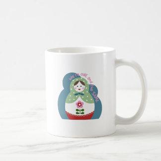 One And The Same Coffee Mug