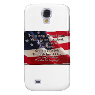 One-Armed Man Galaxy S4 Cover